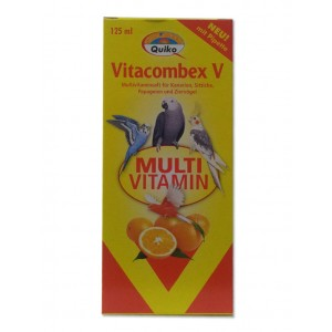 Quiko Vitacombex Liquid Vitamin 125ml