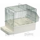 Kavez mali beli 24 x 16 x 20cm